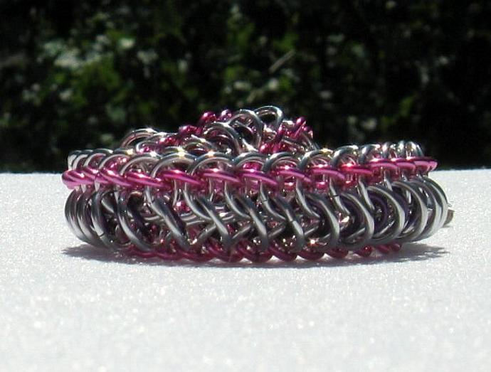 Ena Chainmaille Bracelet
