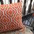 Zipper pillow cover, porch pillowcover, decorative throw pillow cover, outdoor