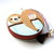 Tape Measure Smiling Sloths Doing Yoga Retractable Measuring Tape