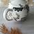 Teapot illustrated based in Portuguese ceramics from the 17th century with
