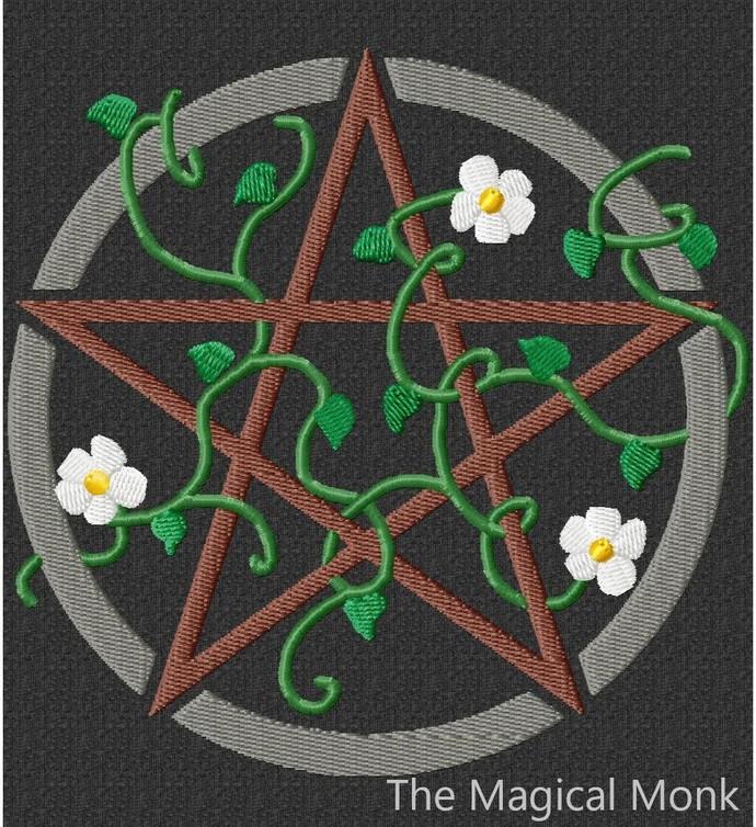 Earth Penta, Altar Cloth