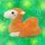 Amazing Zoo Keychain (camel)