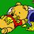 Sleeping Pooh