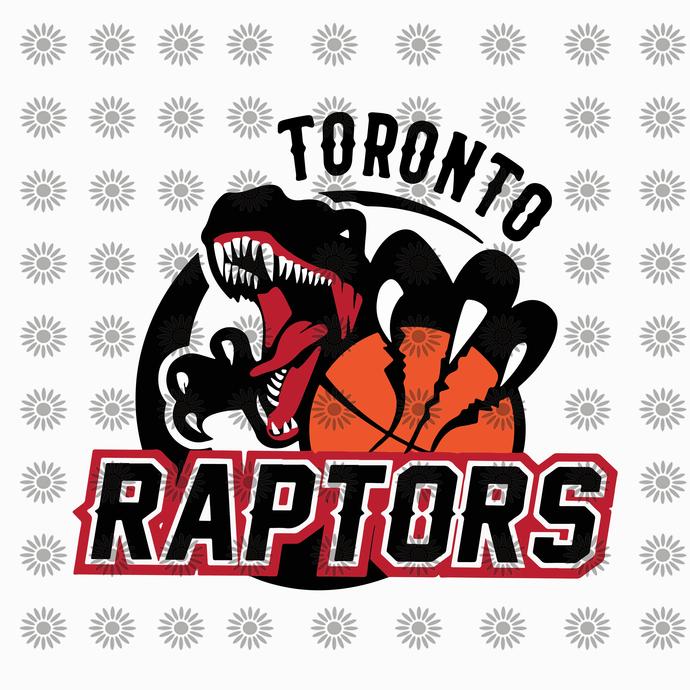 We the north svg, Toronto Raptors svg, Toronto Raptors logo svg, Toronto Raptors