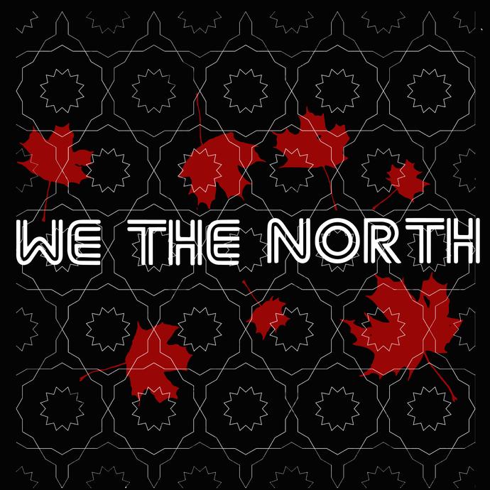 We the north svg, Toronto Raptors svg, Toronto Raptors logo svg, Toronto