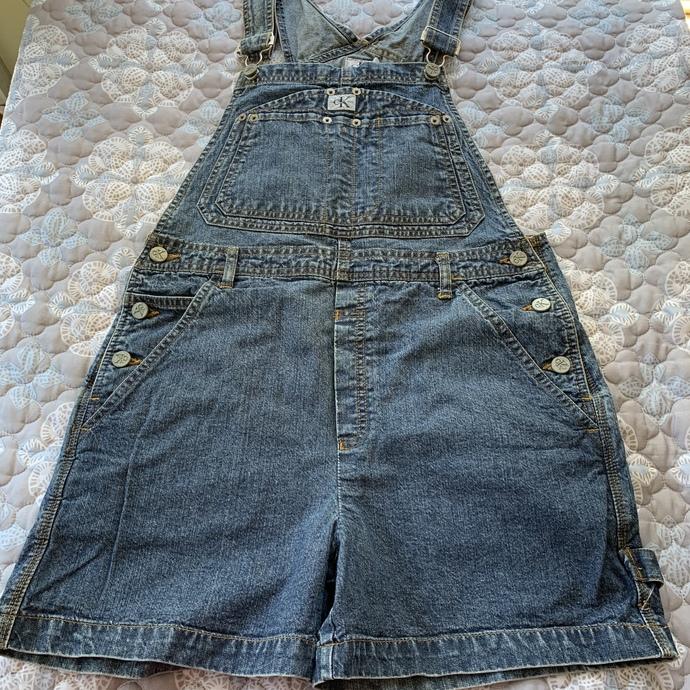 Vintage Calvin Klein Overall shorts