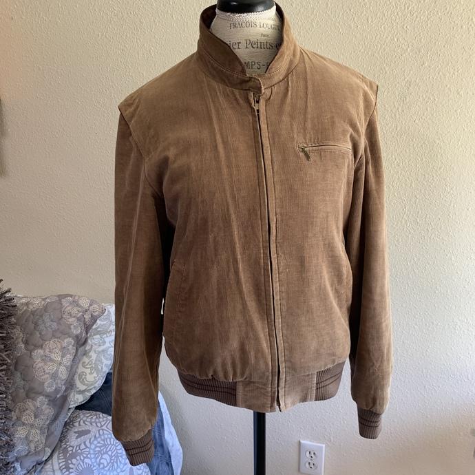 Vintage William Barry corduroy jacket