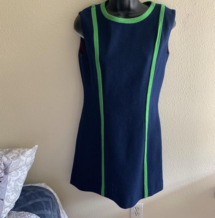 Vintage Pendleton dress