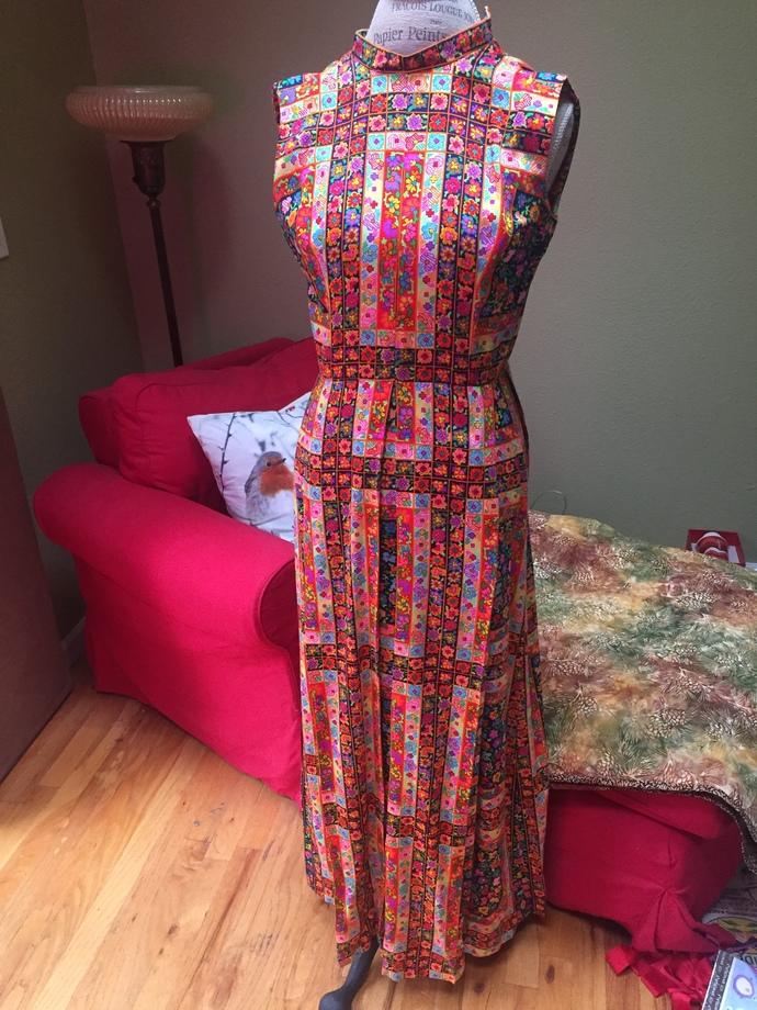 Vintage Lanz Original gown