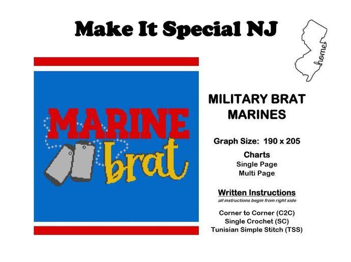 Military Brat: Marines