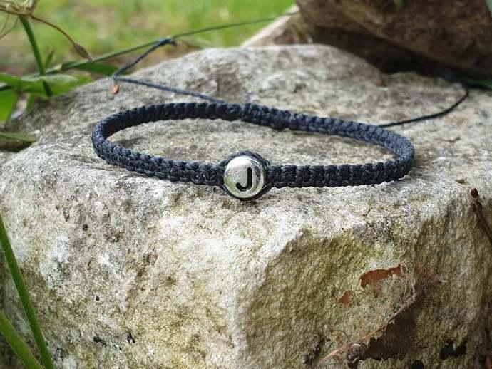 Initial Bracelet - Alphabet Bracelet - Custom Bracelet - Personalised Bracelet -