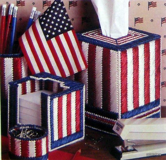 Plastic Canvas Corner July 1992