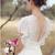 Bohemian Hippie Style Wedding Dresses 2019 Beach A-line Wedding Dress Bridal