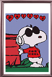 Friday Snoopy SC 180 BY 240