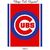 Chicago Cubs Blanket Crochet Graph Pattern