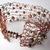 Fashion Jewelry Designer Copper Knit Wire Bracelet