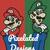 Mario & Luigi - SC - 150x300 Twin - Graph w/Written