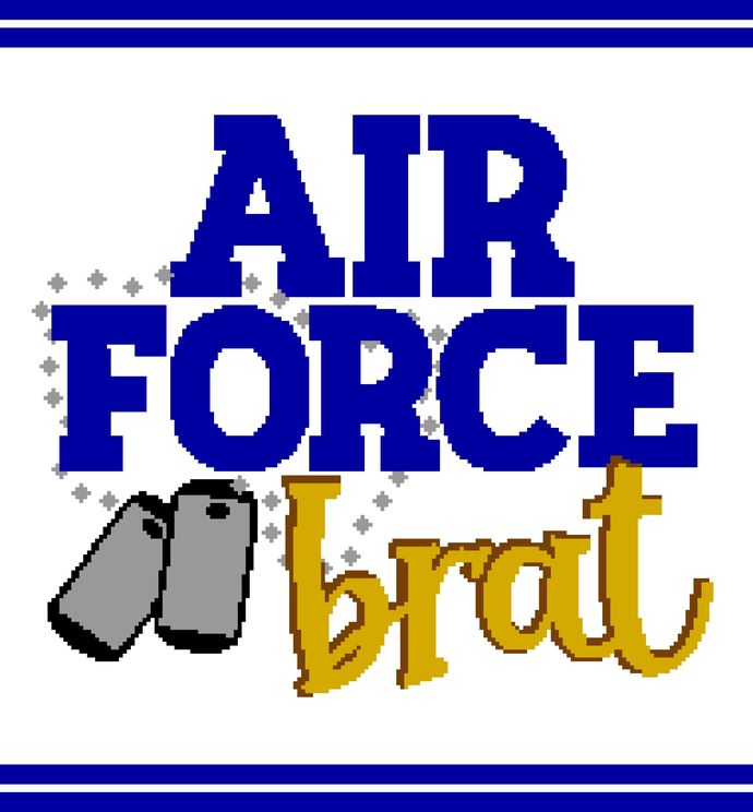 Military Brat: Air Force
