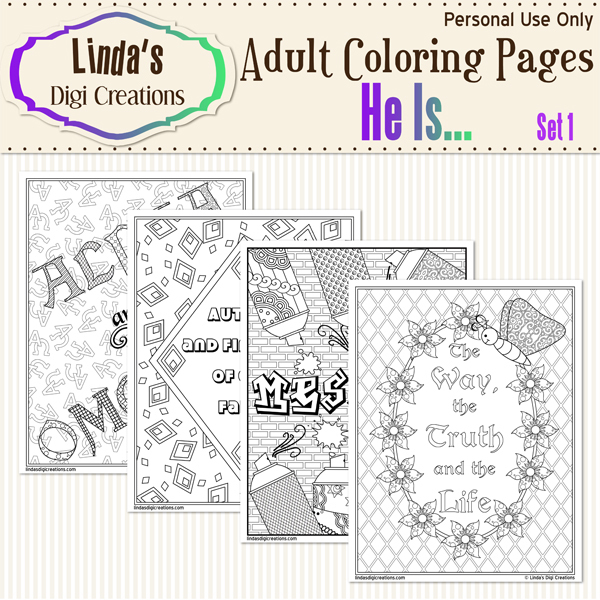 He is...  Set 1_Printable Coloring Pages