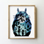 Anime counted cross stitch pattern  - Cross Stitch Pattern (Digital Format -
