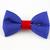 Superhero Cat Bow Tie, Navy Blue, Red, Pet Accessories, Pet Photo Props