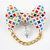 Carnival Cutie Bow Tie for Cats, Pet Fashion, Pet Jewelry, Colorful