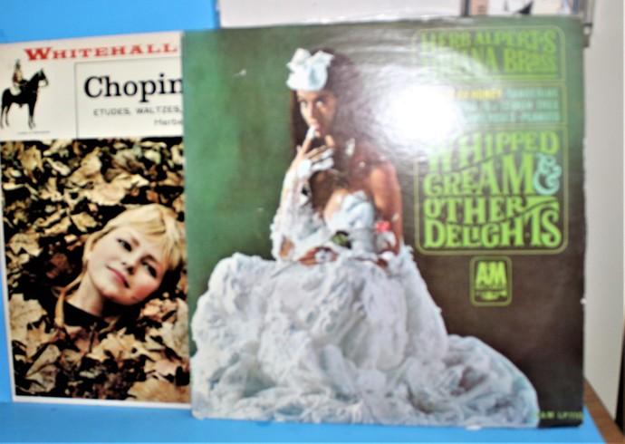 Herb Albert's & Tijuana Brass- Whipped Cream & Other Delights & Chopin Favorites