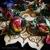 Fire Rosebud Skullies infused with Watermelon Tourmaline