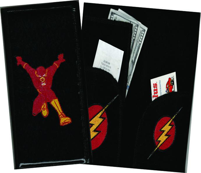 Server Wallet / Book - Flash