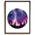 Copy of Landscape Modern Cross Stitch Pattern, starry night, galaxy, nature easy