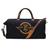 JM014 Casual Canvas Leather Travel Duffel Luggage Bag Weekender Handbag