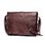 JM025 Vintage Men's Full Grain Leather Shoulder Bag Cross body Handbag Messenger