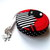 Tape Measure Dots and Stripe Sheep Retractable Measuring Tape