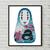 Anime counted cross stitch pattern anime sakura manga movie japane - Cross