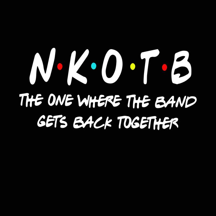 NKOTB svg,  New Kids On The Block svg,Still hang in touch NKOTB forever