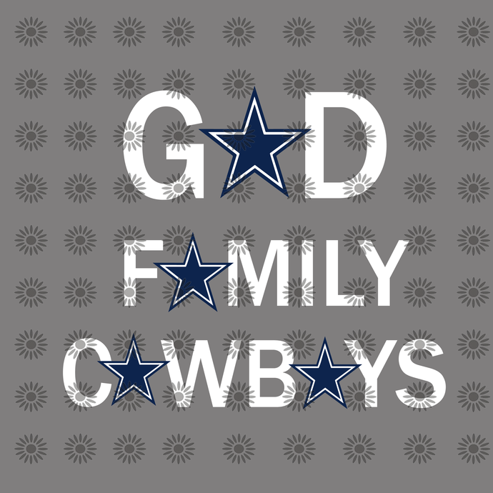 Dallas Cowboys svg, Cowboys svg, Football svg, Dallas Cowboys logo, skull Dallas