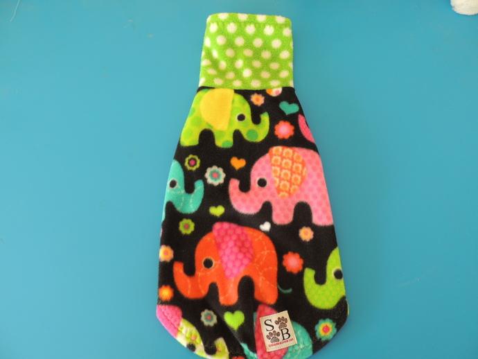 SMALL Elephant Pop Cuddle Vest