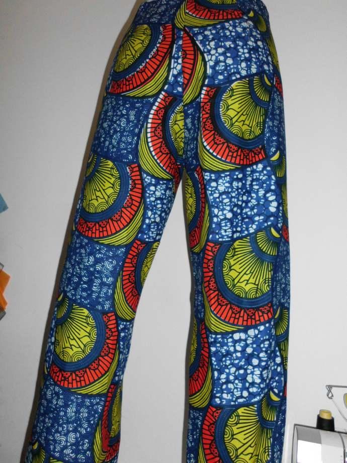 Abstract  Worldwide free shipping women dashiki designer pants