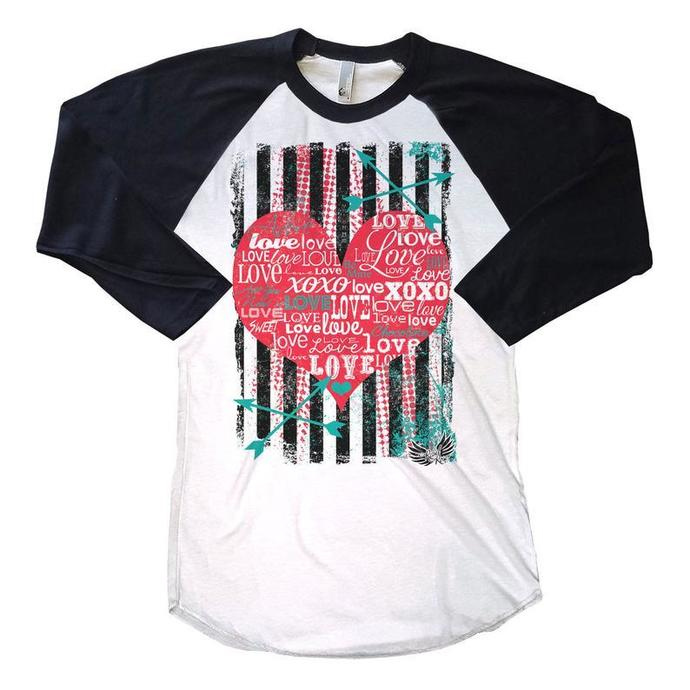 Valentine's Day shirt! Love Heart, All You Need Is Love