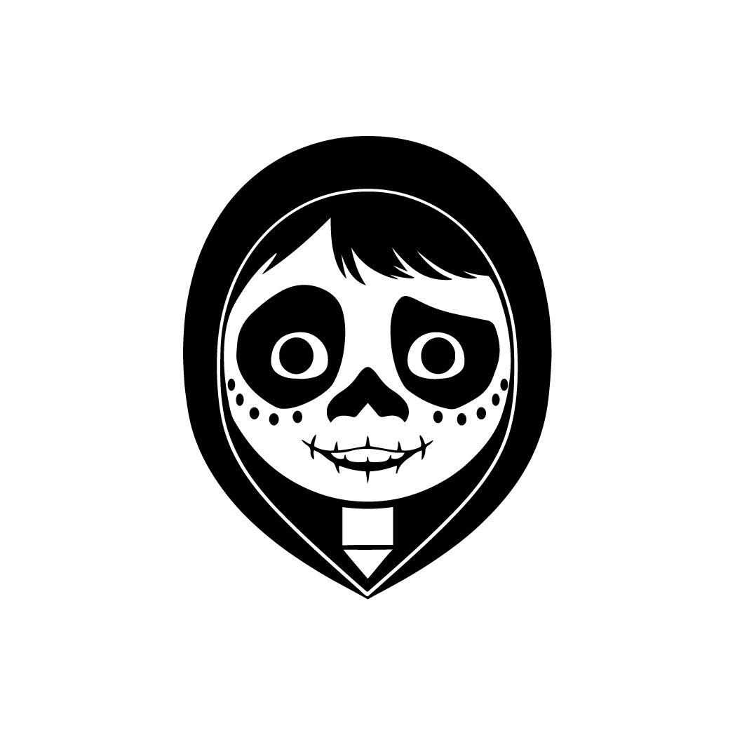 Coco Miguel Rivera 02 Disney Graphics Design By