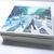 Buffalo Sabres Coasters - set of 4 tile coasters - NHL, hockey, BUF, New York,
