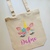 Unicorn tote bag, unicorn party, personalized unicorn bag, Custom Tote Bag,