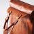 JM035 Vintage Unisex Full Grain Leather Backpack Rucksack Large Travel Handbag