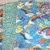 Care Bear baby rag quilt burp cloths and bib gift set