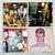 David Bowie Coasters - set of 4 tile coasters - band coasters, album covers,