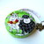 Tape Measure  Sheep on Lime Retractable Measuring Tape