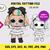 Lol Doll 80 BB SVG, eps, dxf, ai, pdf, jpg, png