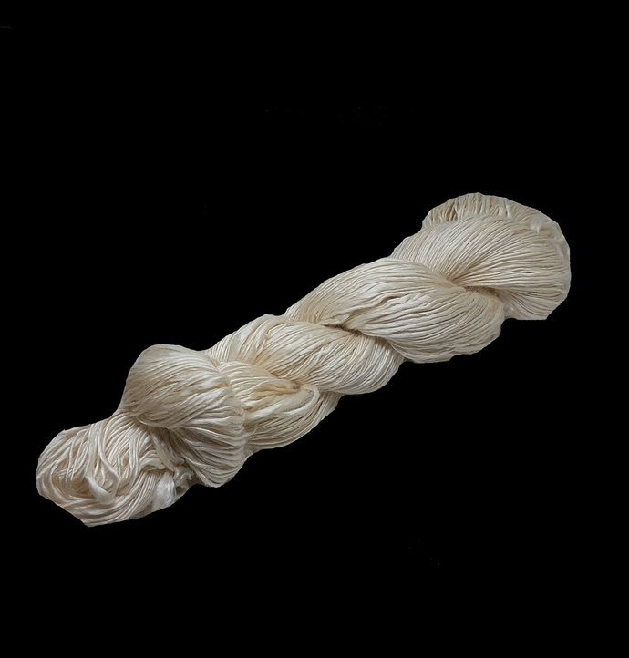 Pure Mulberry duke silk 50grams (5nm)