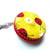Copy of  Tape Measure  Ladybugs on Yellow Retractable Measuring Tape