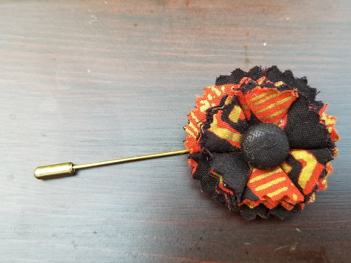 Charming Lapel Pin